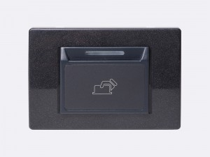 Programmable card holder device designed for hotels RM.CHA.01
