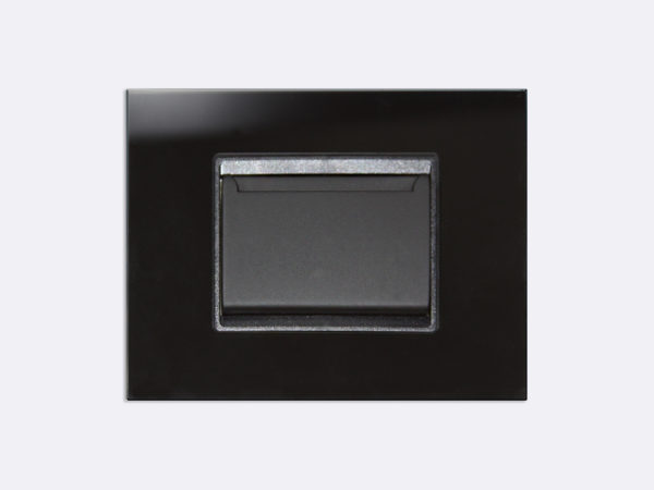 Smart Programmable Intelligent wall touch panel for Guest Room Management System, Smart Hotel Control, Home Automation and Building Automation – RD.CHA.01 – Customizable Intelligent card holder device   designed for wide range of Building Automation and Guest Room Management System tasks
