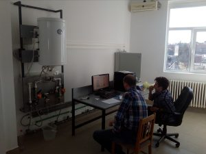 Our team has completed testing of standard, 80l electric water heaters fitted with mechanical thermostats