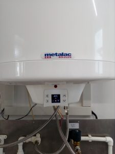 Electric water heaters and thermostat