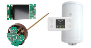 Smart Thermostat for Electric Water Heaters - EST-100 - Product development