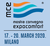 HOT WATER SMART THERMOSTAT SOLUTIONS AT THE MILANO MCE 2020 EXHIBITION