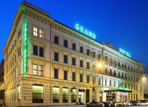 Grand Hotel, Brno, Czech Republic