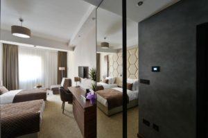 Hotel Amsterdam, Belgrade, Serbia