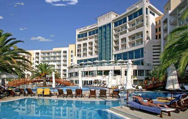 Hotel Splendid, Becici, Montenegro