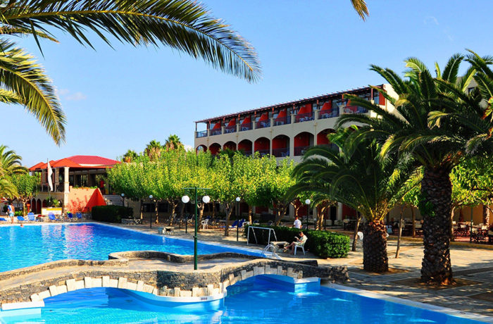 Mare Monte Beach Hotel – Crete, Greece