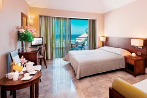 Porto Platanias Beach Resort, Crete, Greece